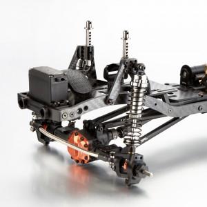 TFL T-11 Crawler Chassis SCX10 II performance version 90046 90047