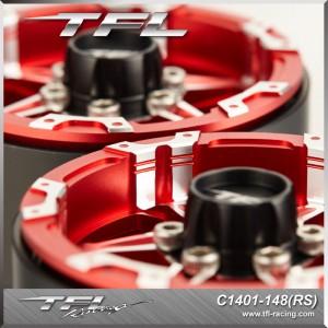 "TFL 1.9"" Realistic 6 spoked heavy duty wheel design R"
