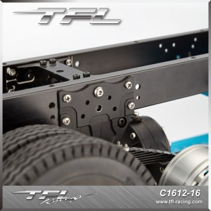 TFL Aluminium Alloy Frame 1/14 Tamiya Tractor Trailer Mud-Truck General