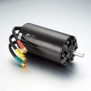 SSS 2040 Brushless Motor 6 Poles W/O Water Cooling