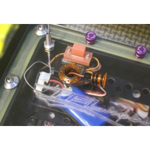Waterproof Radio Box Charging Cover