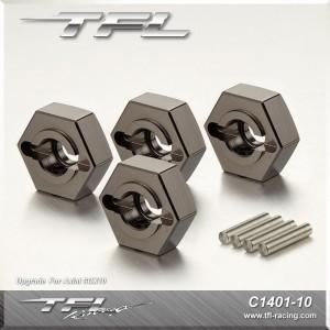 TFL Aluminium Alloy Hubs Hex Connector suitable for Original Axial SCX-10