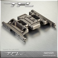 TFL CNC Aluminum Gear Case Bottom Plate For Axial SCX10 1401025 Three Colors