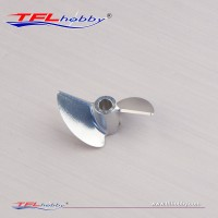 Metal 2blade Propeller 34x1.4x4.76mm