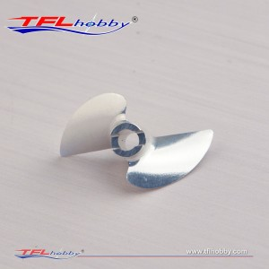 Metal 2blade Propeller 36x1.4x3.17mm