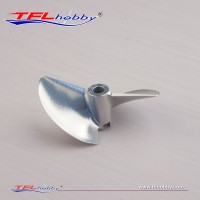 Metal 2blade Propeller 44x1.4x4.76mm