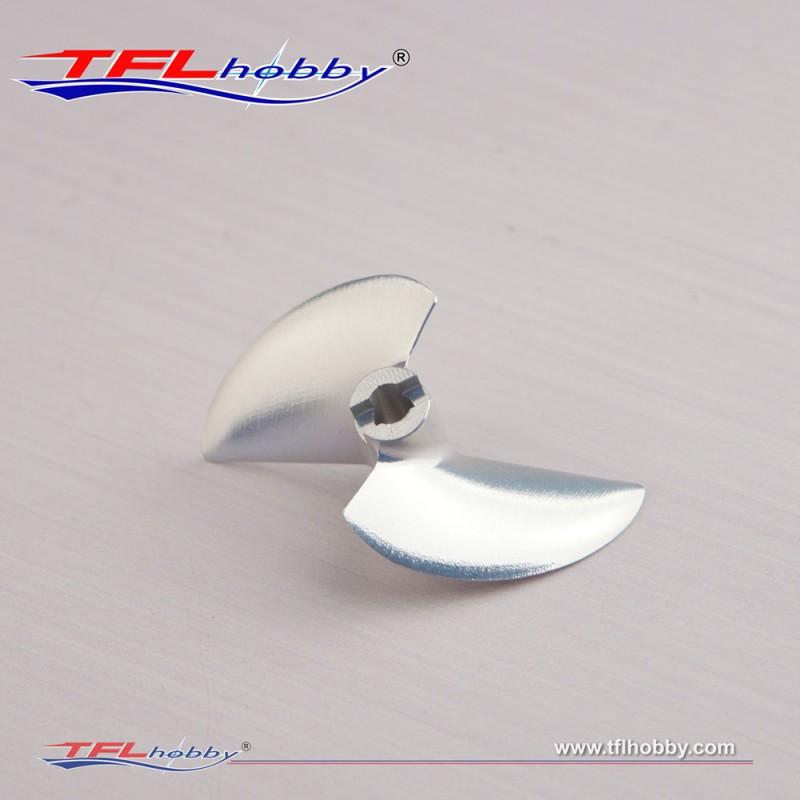 Metal 2blade Propeller 44x1 4x4 76mm