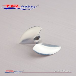 Metal 2 blade Propeller 54x1.4x4.76mm