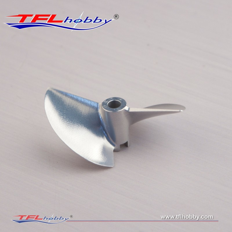 Metal 2 Blade Propeller 54x1 4x4 76mm