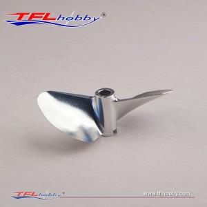 Metal 2 blade Propeller 72x1.4x6.35mm