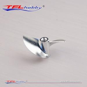 Metal 2 blade Propeller 37x1.9xM4