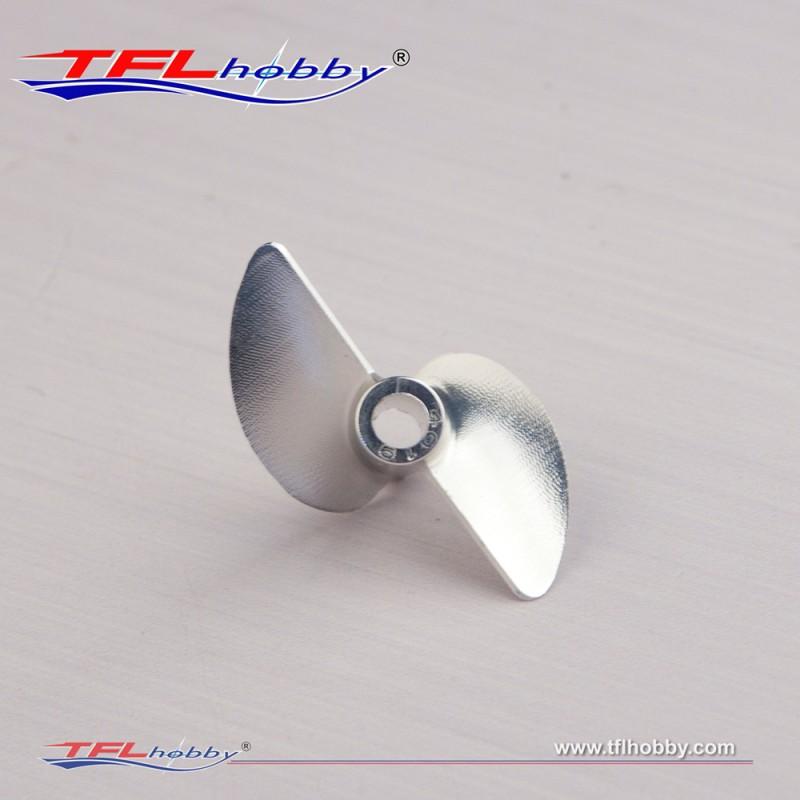Metal 2 Blade Propeller 40x1 9x4 76mm