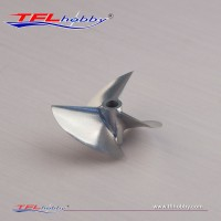 Metal 3 blade Propeller 50x1.4x4.76mm