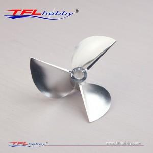 CNC 3blade Propeller70x1.6x6.35mm