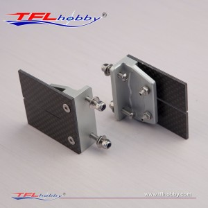 Aluminum 45mm Trim Tab