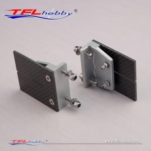 Aluminum 45mm Trim Tab