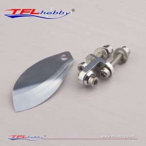 Aluminum 35mm Turn Fin