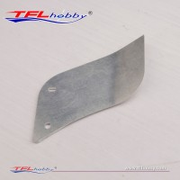 Aluminum 42mm Turn fin blade