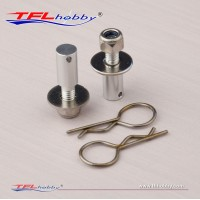 TFL Aluminum Bolt Lock Hatch Lock #530B21
