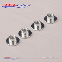 TFL Aluminum Screw Nut #530B25