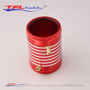 Aluminum Water Cooling Jacket 532B42-A