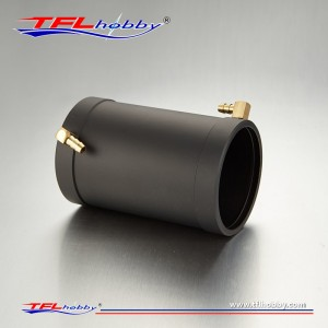 TFL Aluminum Water Cooling Jacket for 56 series Brushless Motor Model 532B50/532B51/532B52