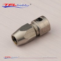 3.18mm to 4.0mm Reverse Screw Coupler