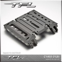 TFL Wraith Alloy Gear Case Bottom Plate Suitable for Axial Wraith C1402-21B/S