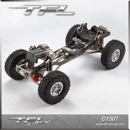 TFL 1/10 Upgrade Metal Crawler with motor front Version