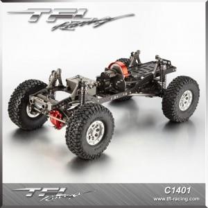 1/10 Upgrade Metal Crawler of SCX10