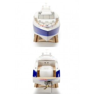 TFL Princess Elactric Rc Boat with  ARTR