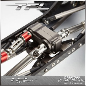 Latest upgrade T-10Pro Front Motor Version Chassis