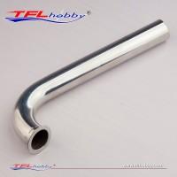 Stainless Steel 105 Degree Exhaust Header