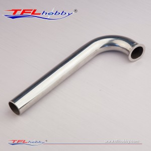 Stainless Steel 105 Degree Exhaust Header