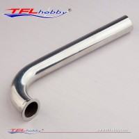 Stainless Steel 100 Degree Exhaust Header