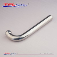 Stainless Steel Front Turn Exhaust  Header