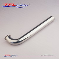 Stainless Steel 100 Degree Exhaust Header-