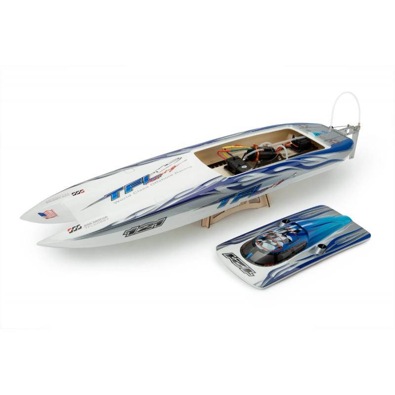 Genesis Rc Boat 1122 2a With Artr