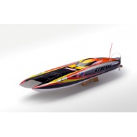 TFL Genesis Single/Twin motors RC Boat 1122 with ARTR