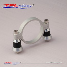 Bracket W/ Rubber ring For Nitro Exhaust Pipe