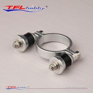 Bracket W/ Rubber ring  For Gasoline Exhaust Pipe