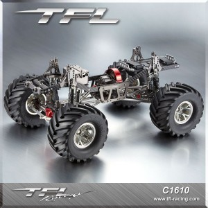 C1610-T10-Pro big foot crawler