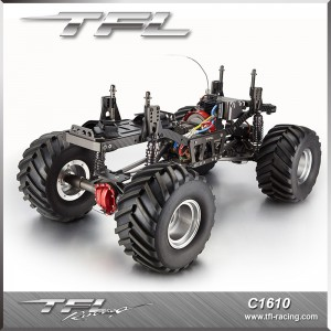 TFL C1610-T10-Pro big foot crawler Monster Truck
