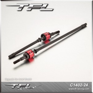 TFL #45 Steel Drive Shaft for Axle Suitable for Axial Wraith C1402-24/25/08