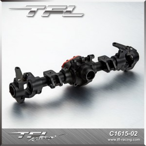 SCX10 II Upgrade  Front Axle Housing Assembly