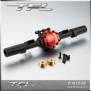 SCX10 II Upgrade  Rear Axle Housing Assembly