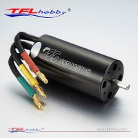 SSS 4074 series Brushless Motor W/O Water Cooling