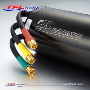 SSS 5694 series Brushless Motor 6 Poles W/O Water Cooling For Electric Surfboard