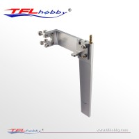 6061 Aluminum Rudder 135mm For RC Boat Marine