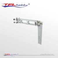Aluminum Rudder 165mm With Dual Water Inlet